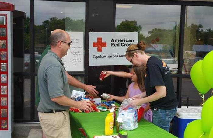 RED CROSS CAMPAIGN JUNE 2015