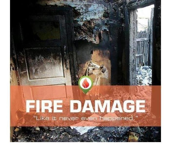 Fire Damage FIRE FACTS
