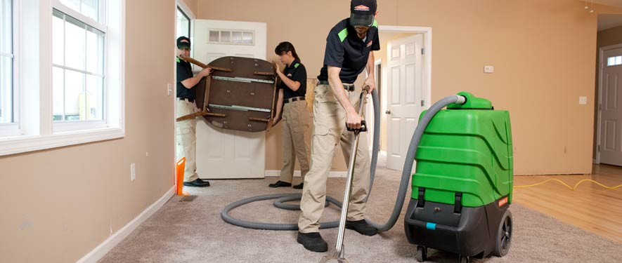 Lawrence, KS residential restoration cleaning